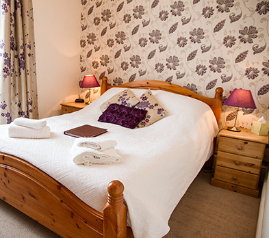 Bed and Breakfast Rooms - St Just cornwall