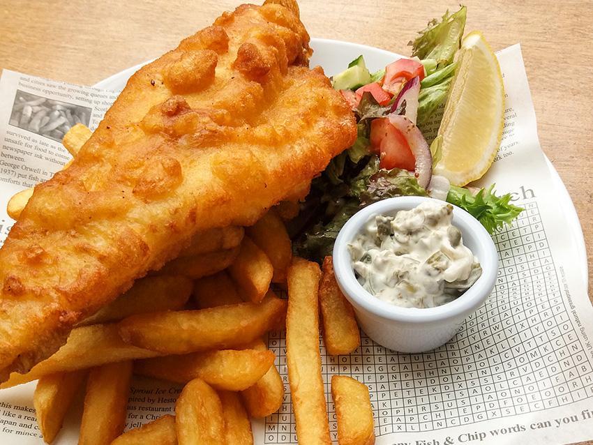 Fish Restaurant Penzance
